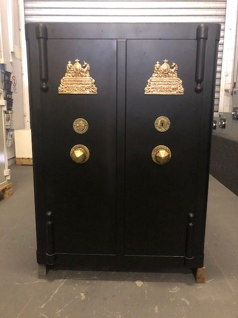 Hobbs Hart Co Antique Safe Dating Back To Late 1800 S